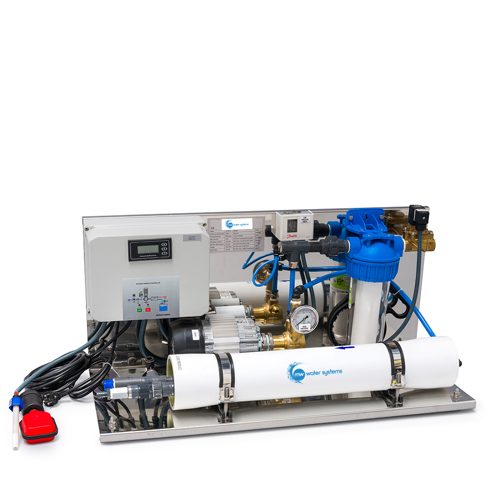 MW Water Systems - AQUALINE BT-125-3 - Osmose