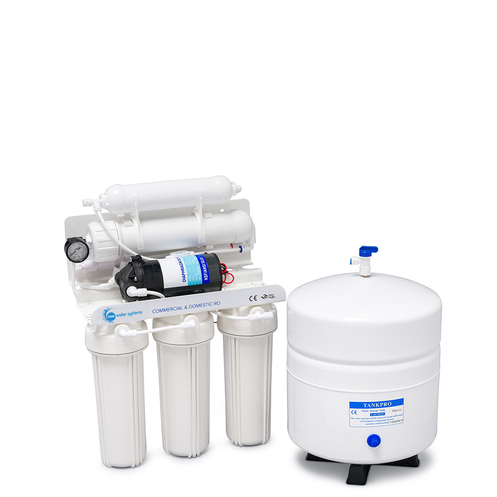MW Water Systems - PALLAS VIVA 5T - BP a - Osmose