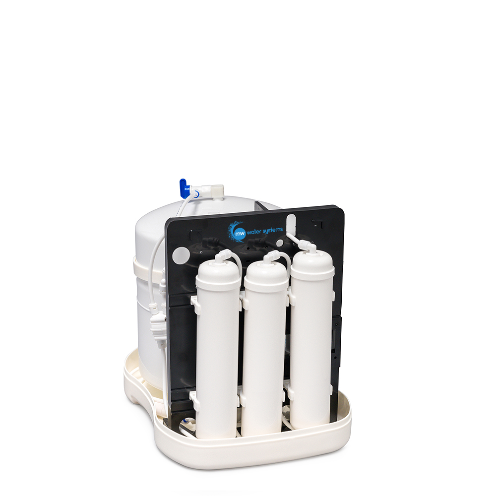 MW Water Systems - PALLAS VIVA 5T - BP b - Osmose