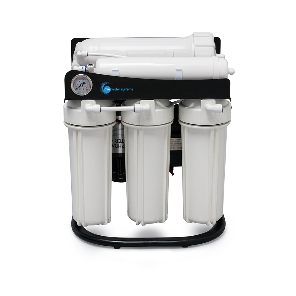 MW Water Systems - PALLAS VIVA b - Osmose systeem
