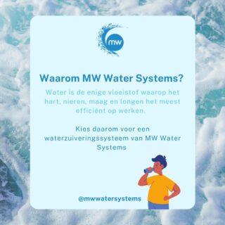 Waarom zou u kiezen voor een waterzuiveringsinstallatie van MW Water Systems?  Water is de enige vloeistof waarop het hart, nieren, maag en longen het meest efficiënt op werken.   Kies daarom voor een waterzuiveringssysteem van MW Water Systems   Kijk op onze website: Link in onze bio Of bel ons: 0594-204080  Vraag vandaag nog een offerte aan!  #water #watersystems #schoonwater #waterzuivering #zuiverwater #mwwatersystems #watersystemen #geenkalk #kalkvrijwater #kalkvrij #gezondwater #stayhealthy #healthywater #ontkalken #minderkalk #waterzuiveringssysteem #cleanwater #waterzuiveren #waterzuiver #waterschap #waterzuiveringsproducten #waterzuiveringsproces #waterdrinken #drinkwater #schoondrinkwater #drinkwaterallday #drinkmorewater #zuiverdrinkwater #gezonddrinkwater #gezond
