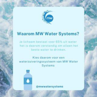 Waarom zou u kiezen voor een waterzuiveringsinstallatie van MW Water Systems?  Je lichaam bestaat voor 65% uit water, het is daarom verstandig om alleen het beste water te drinken.  Kies daarom voor een waterzuiveringssysteem van MW Water Systems   Kijk op onze website: Link in onze bio  Of bel ons: 0594-204080  Vraag vandaag nog een offerte aan!  #water #watersystems #schoonwater #waterzuivering #zuiverwater #mwwatersystems #watersystemen #geenkalk #kalkvrijwater #kalkvrij #gezondwater #stayhealthy #healthywater #ontkalken #minderkalk #waterzuiveringssysteem #cleanwater #waterzuiveren #waterzuiver #waterschap #waterzuiveringsproducten #waterzuiveringsproces #waterdrinken #drinkwater #schoondrinkwater #drinkwaterallday #drinkmorewater #zuiverdrinkwater #gezonddrinkwater #gezond